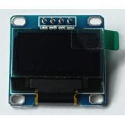 "DISPLAY OLED 1,3"" 128x64 IIC I2C AZUL SSH1106"