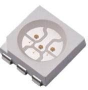 LED SMD 5050 CATODO RGB BL-TOP5050RGBC-002 CATHODE