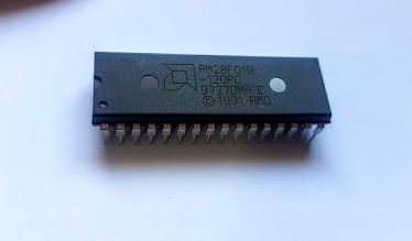 Circuito Integrado AM28F010-120PC