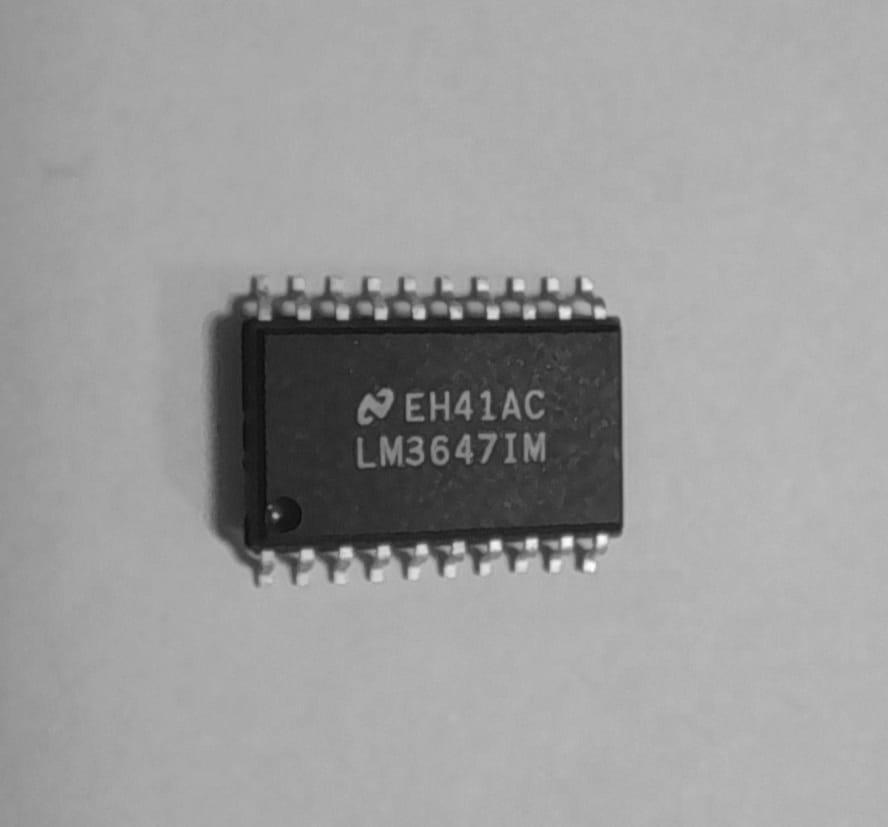 Circuito Integrado SMD LM3647IM