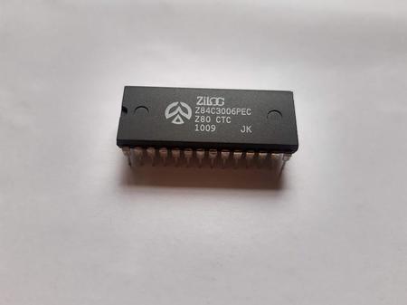 Circuito Integrado Z84C3006PEC  Z80CTC
