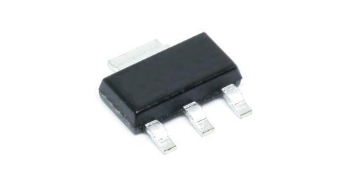 Circuito Integrado SMD LM1117MPX-5.0 SOT223