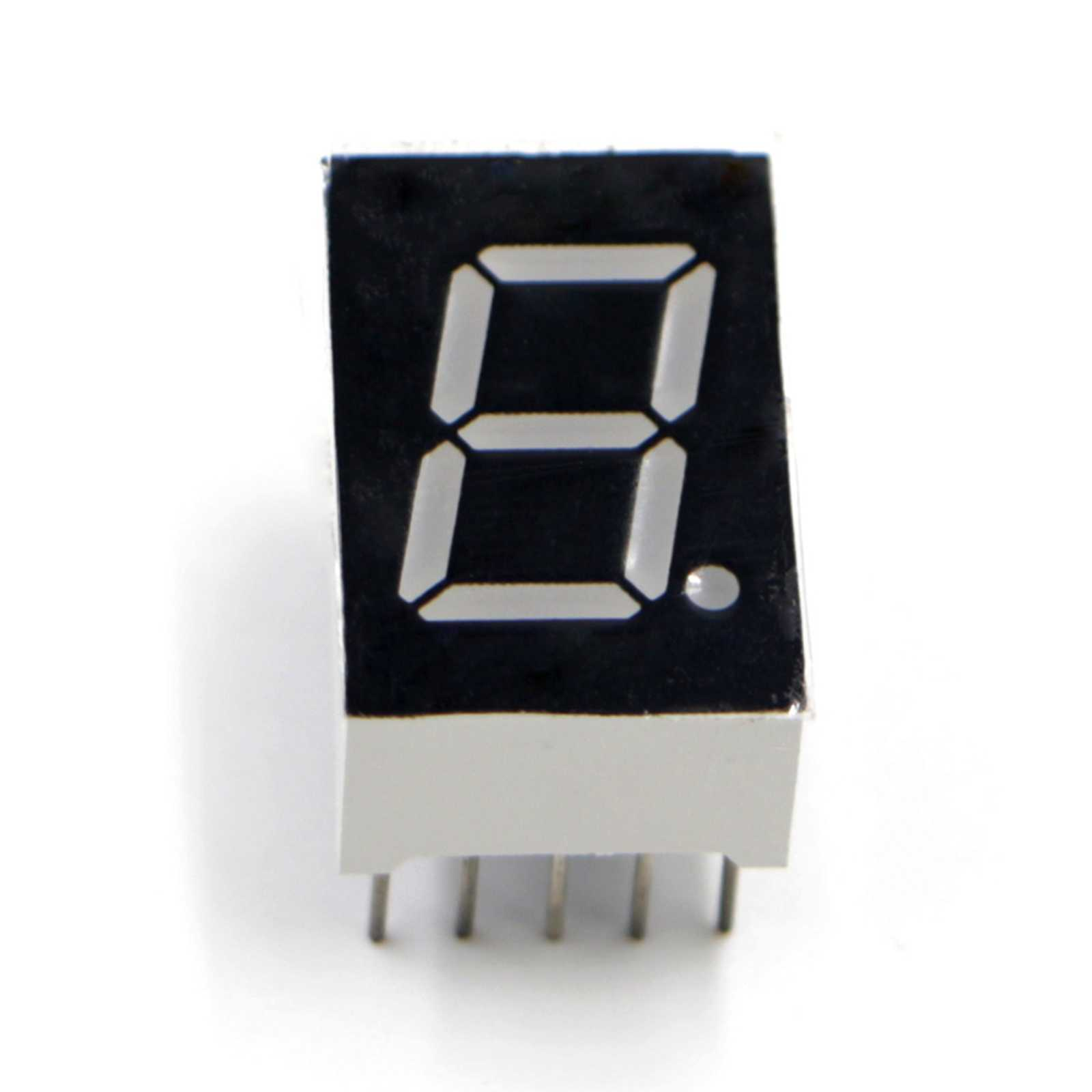 DISPLAY SIMPLES 0.56MM CL5611AB AZUL