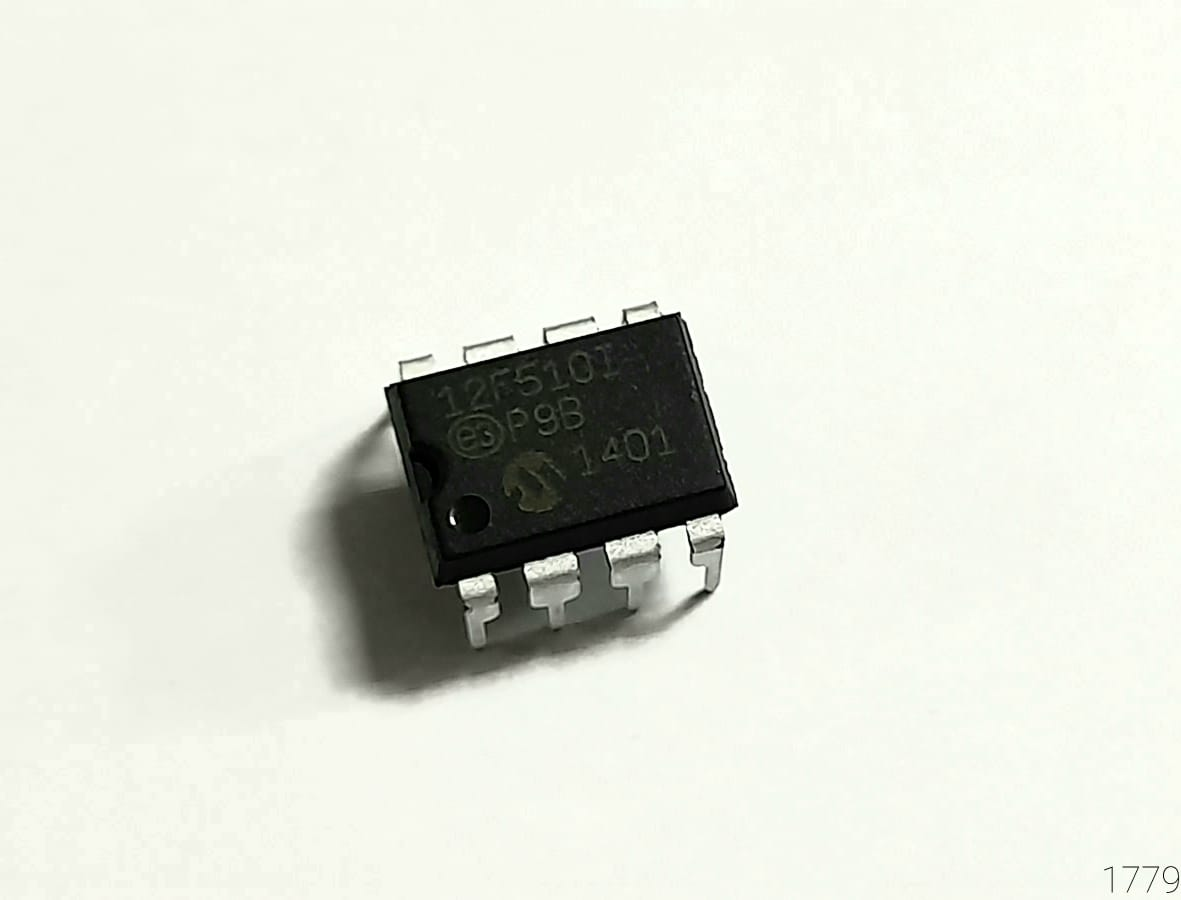 MICROCONTROLADOR PIC12F510-I/P