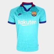 Camisa Nike Barcelona III 2019/2020 Kids