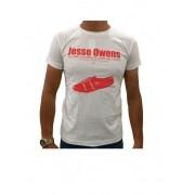 Camiseta Fugere Urbem Jesse Owens