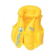 Colete Inflável Bel Swim Safe Abc