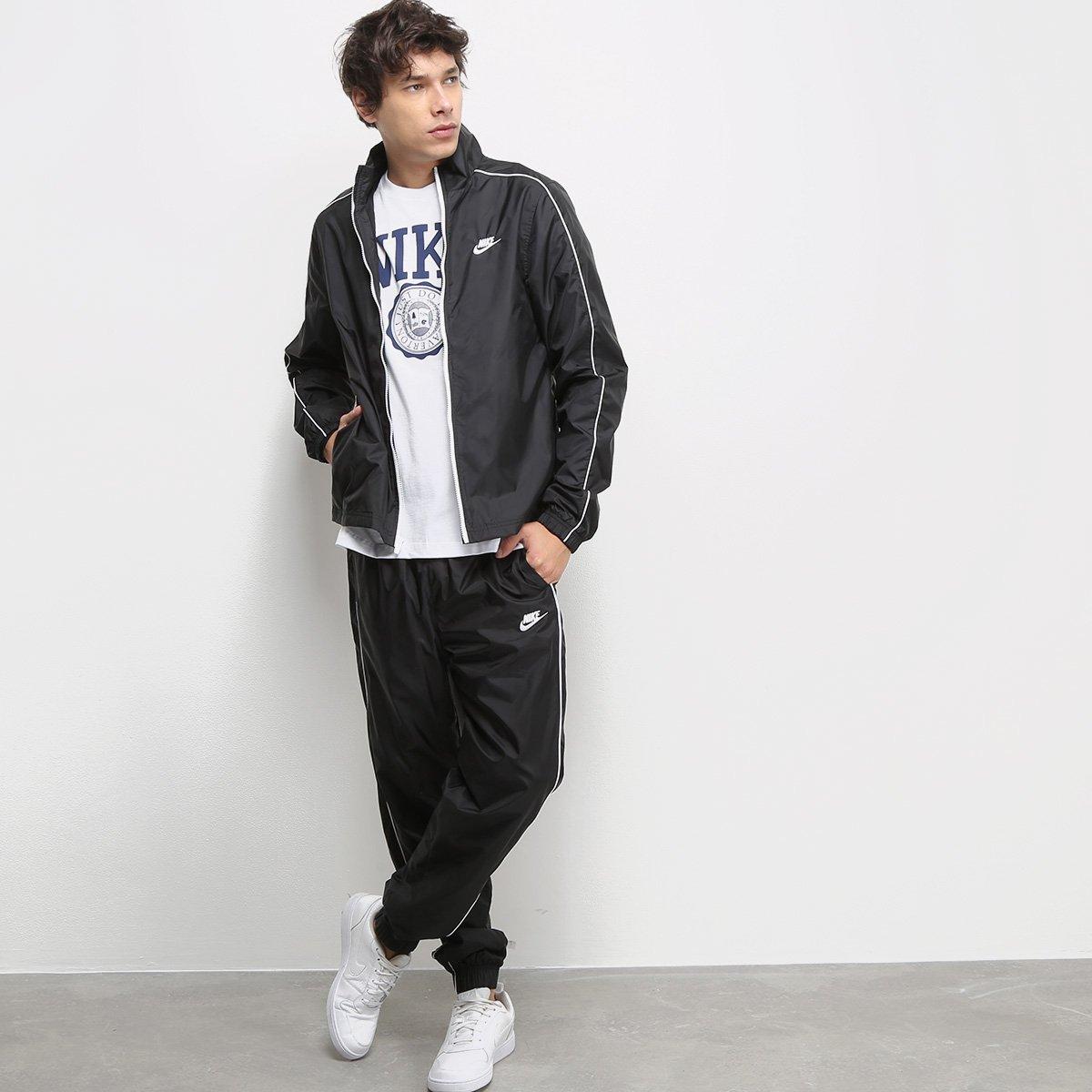 Agasalho Nike NSW Suit Basic