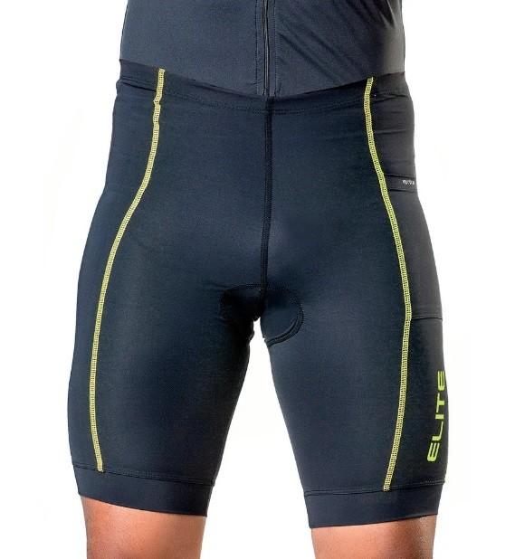 Bermuda Elite Ciclismo Masculina