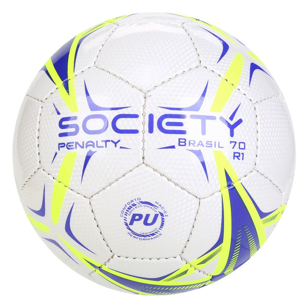 Bola de Society Penalty Brasil 70 R1 X
