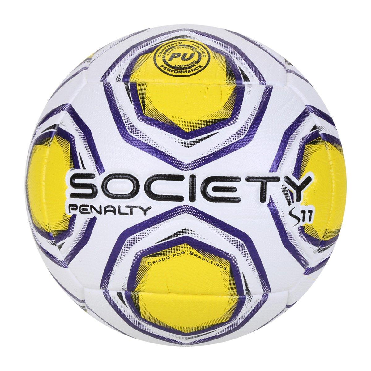 Bola de Society Penalty S11 R2 XXI
