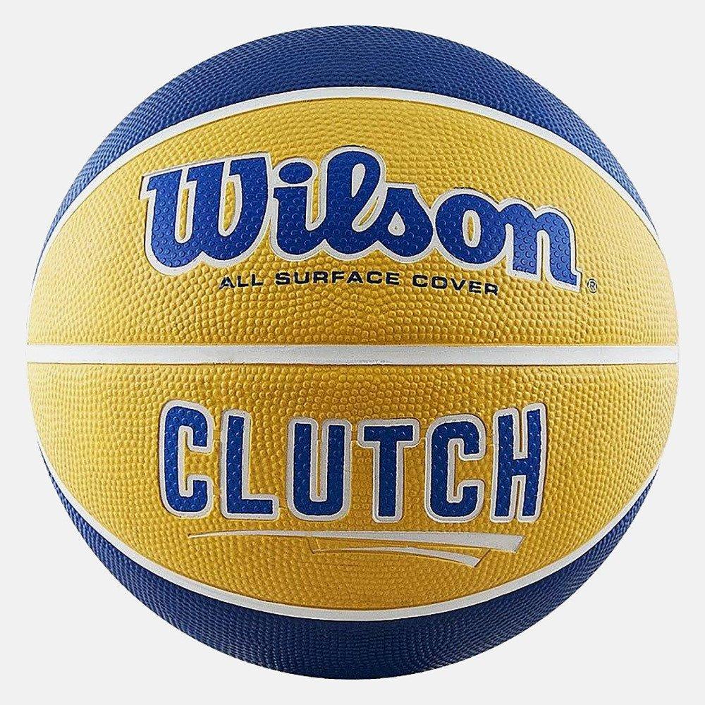 Bola Wilson Basquete Clutch