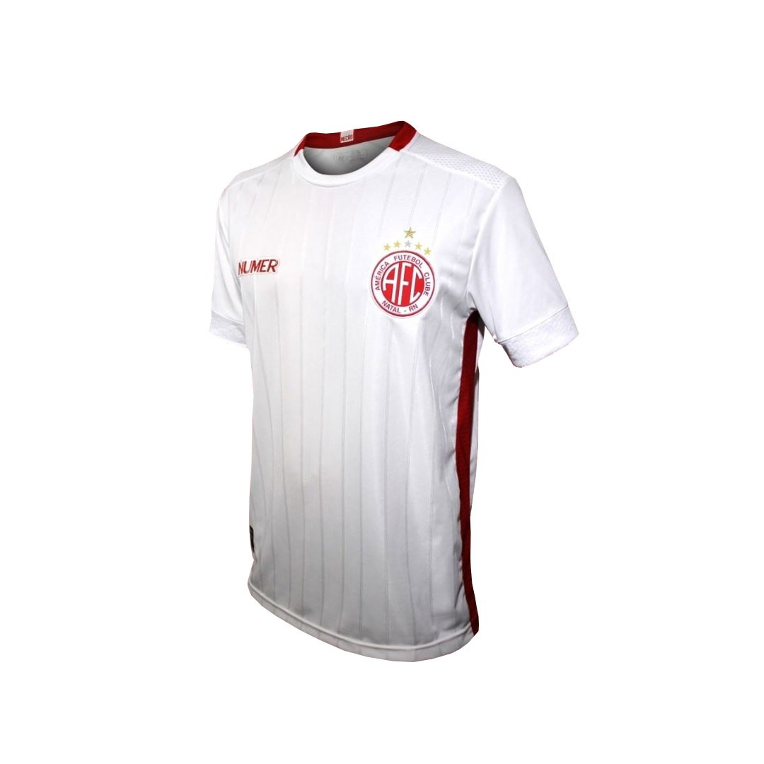 Camisa América II RN 2020 Numer