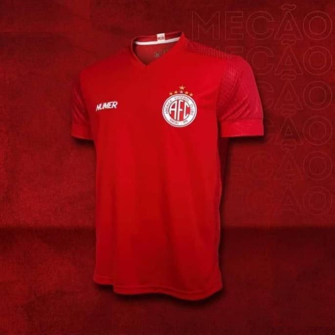 Camisa América RN I 2020