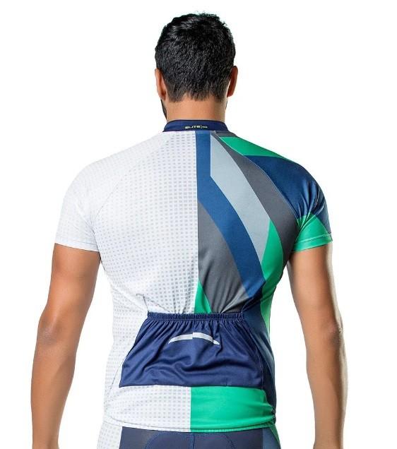 Camisa Elite Ciclismo Masculina