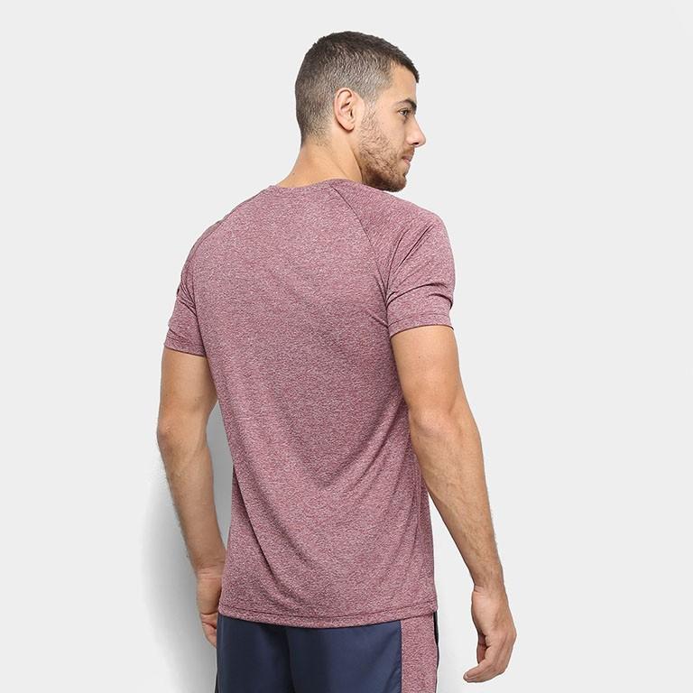 Camisa Fila Basic Melange