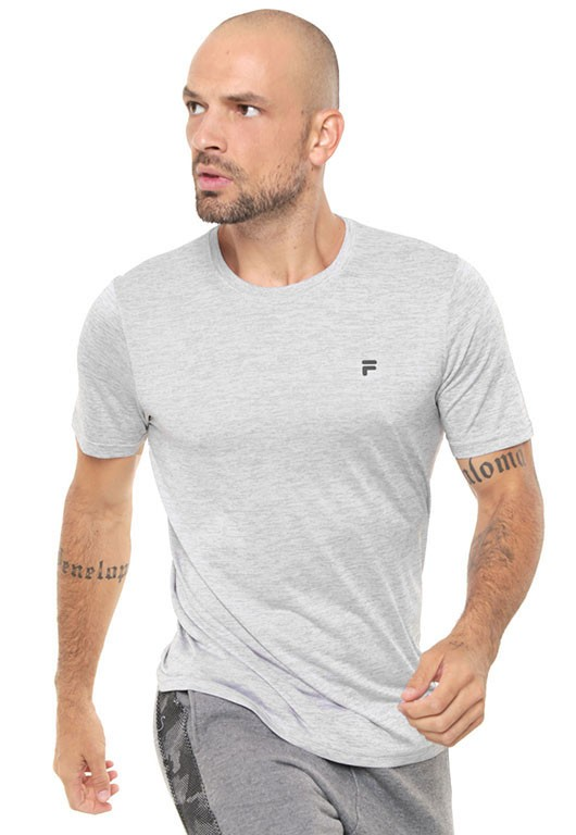 Camisa Fila Basic Soft