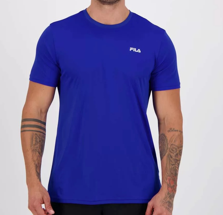 Camisa Fila Basic Sports
