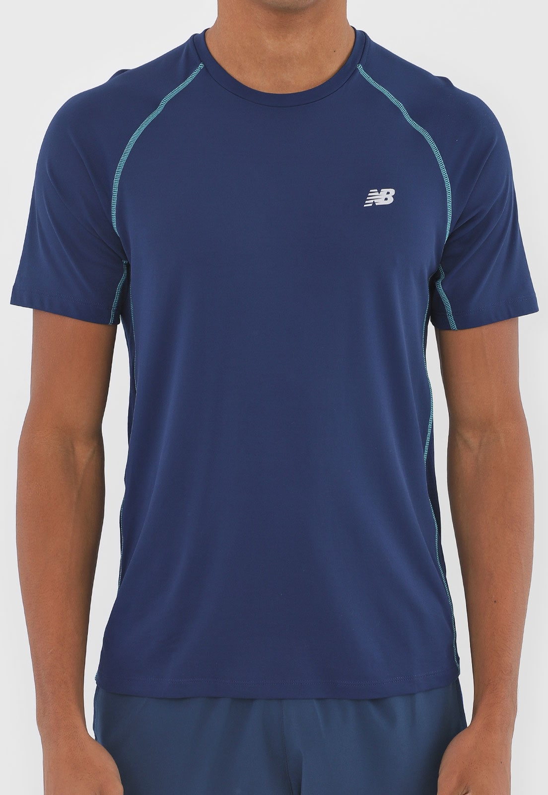 Camisa New Balance Raglan