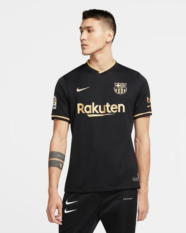 Camisa Nike Barcelona Away 2020