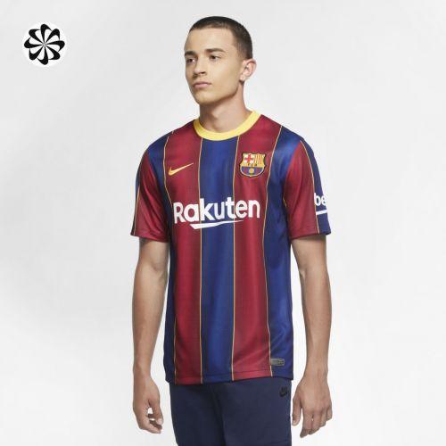 Camisa Nike Barcelona I 2020 Torcedor