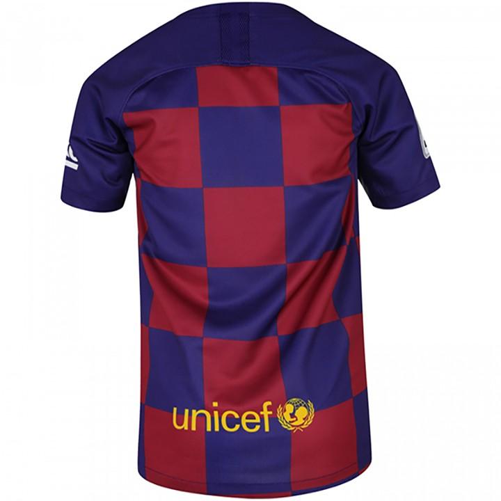 Camisa Nike Barcelona I Boys