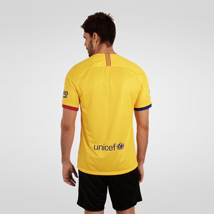 Camisa Nike Barcelona II Torcedor Pro