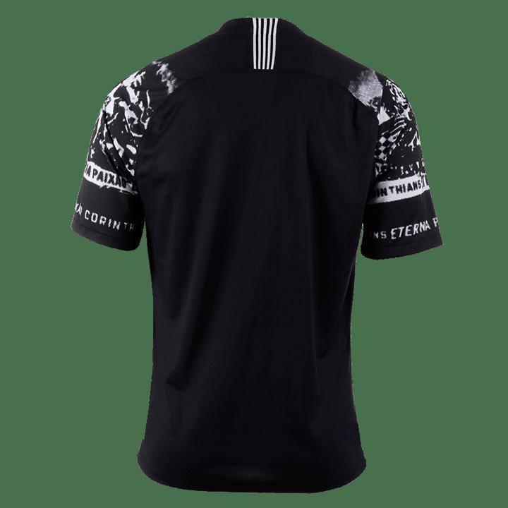 Camisa Nike Corinthians III Invasões Torcedor