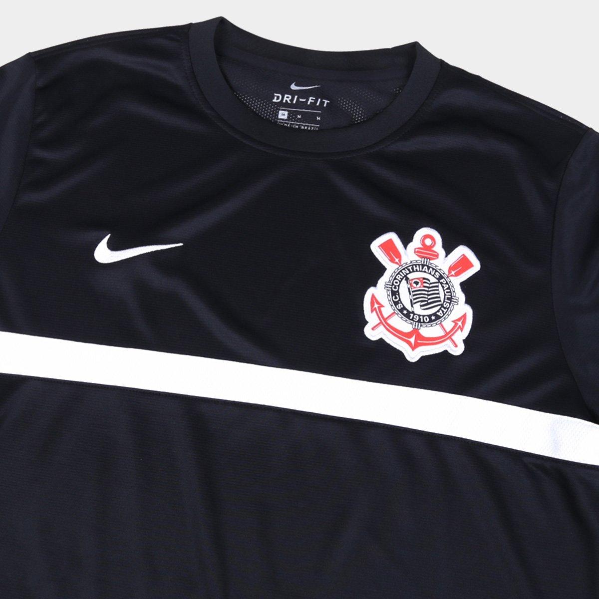 Camisa Nike Corinthians Treino