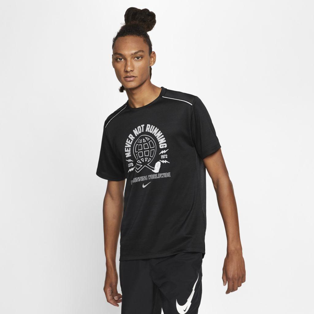 Camisa Nike Miler Wild Run