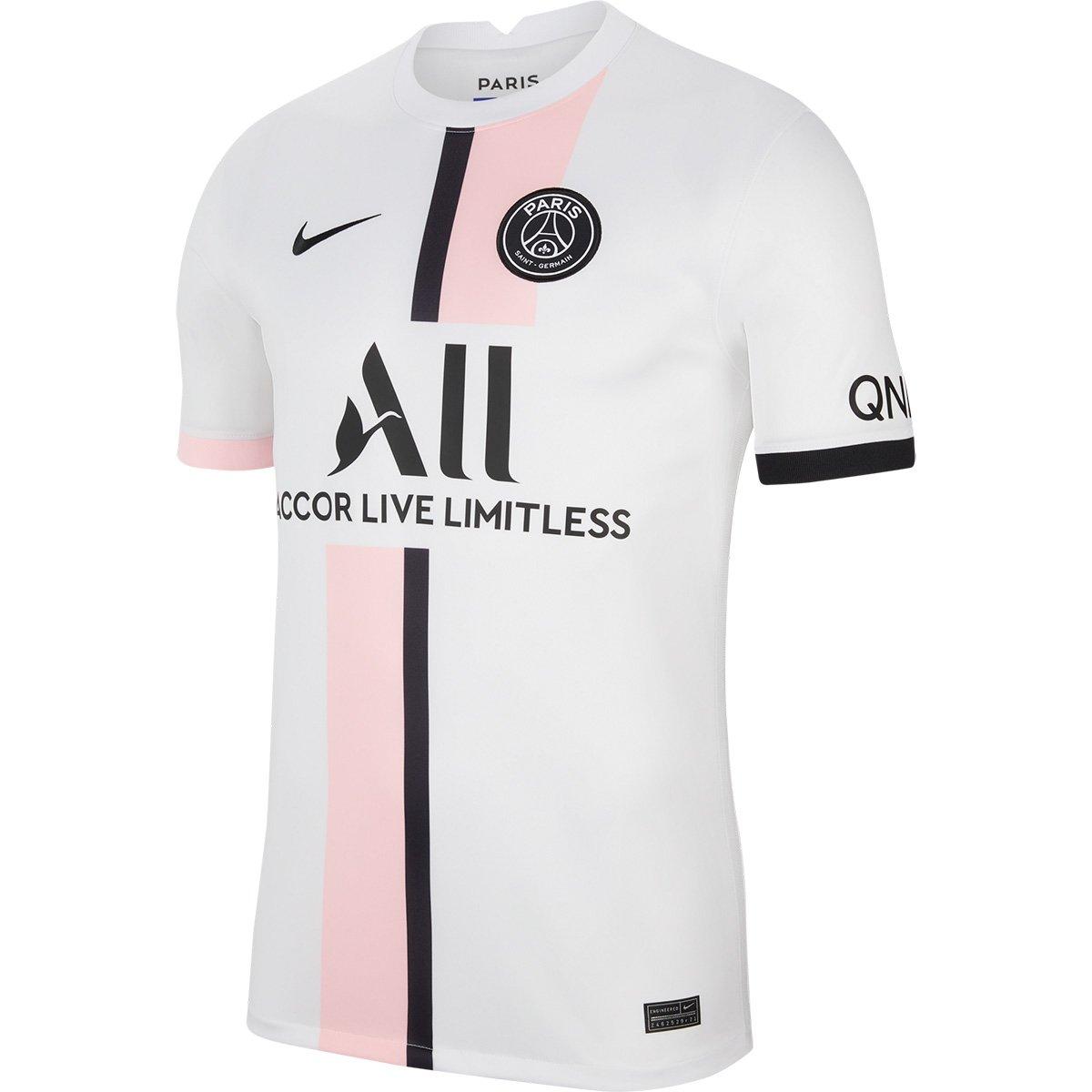 Camisa Nike Paris Saint-Germain Away 21/22 Torcedor