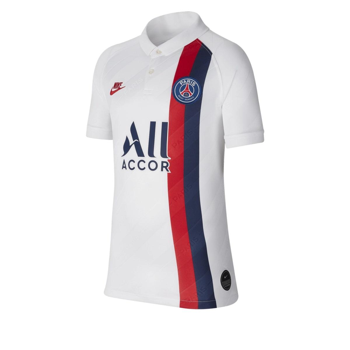 Camisa Nike Paris Saint Germain Stadium Home 3 19/20