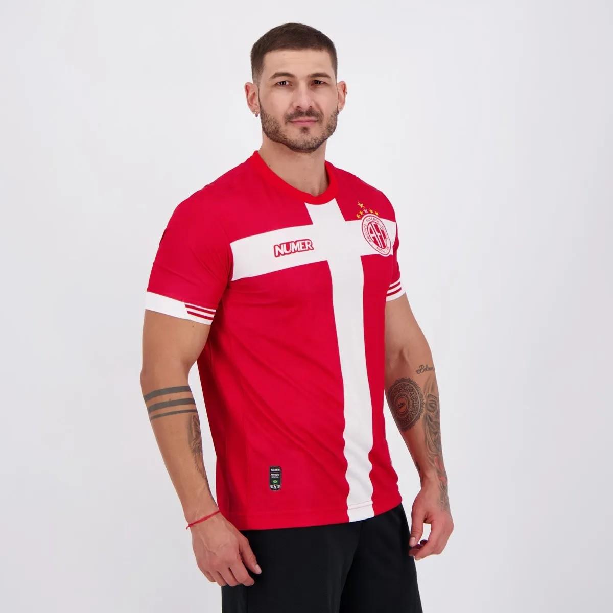 Camisa Numer América RN III 2021