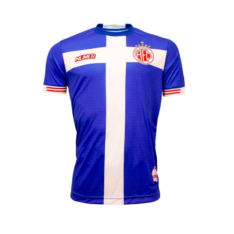 Camisa Numer América RN III 2021 Goleiro
