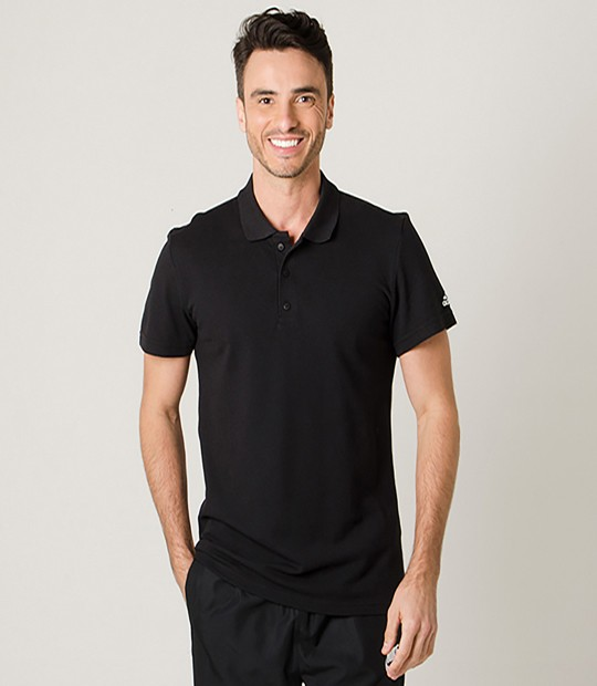 Camisa Polo Adidas Ess Base