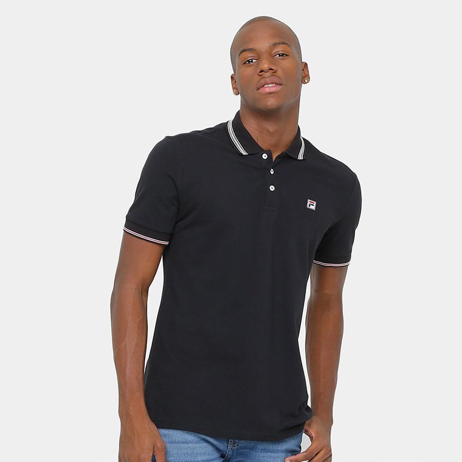 Camisa Polo Fila Premium II