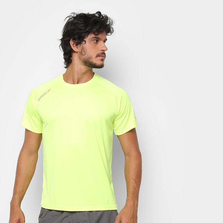 Camisa Speedo Raglan Basic