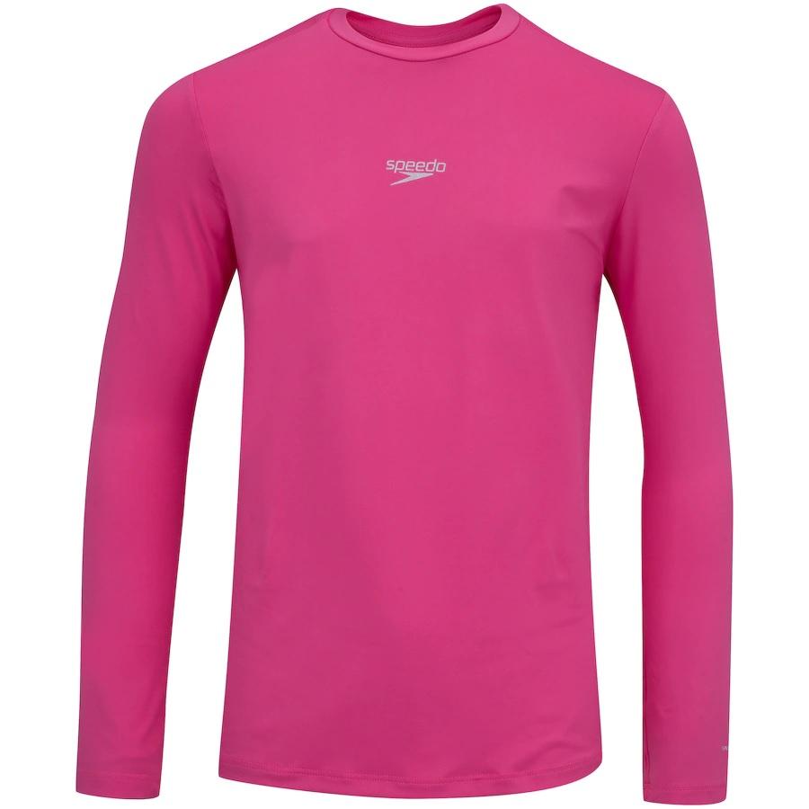 Camisa Speedo Uv Protection Infantil