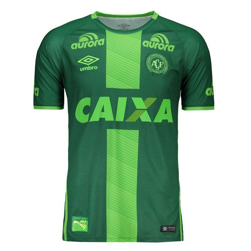 Camisa Umbro Chapecoense 2016