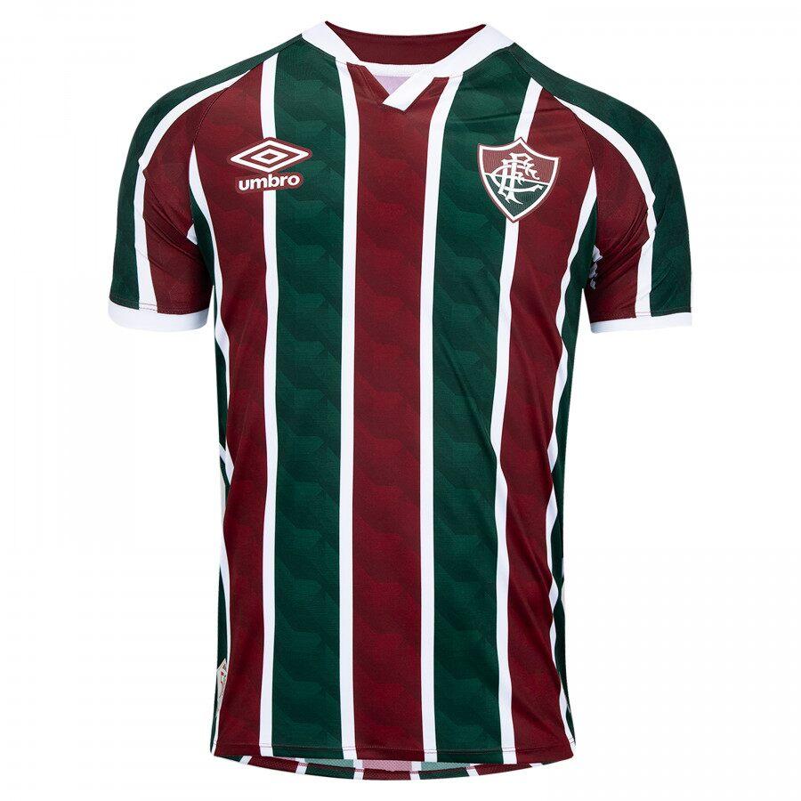 Camisa Umbro Fluminense 1 2020