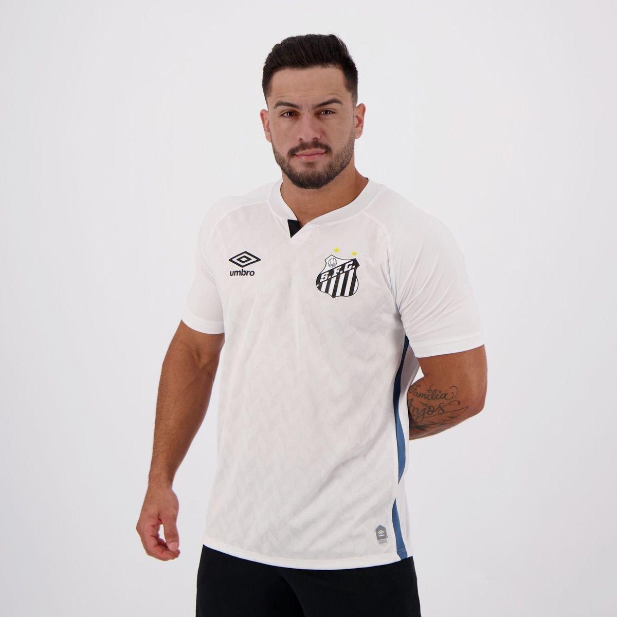 Camisa Umbro Santos I 2020