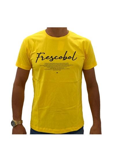 Camiseta Fugere Urbem Frescobol