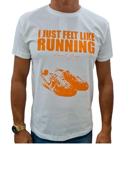 Camiseta Fugere Urbem Just Fishit