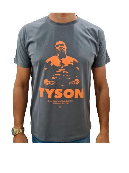 Camiseta Fugere Urbem MIchael Tyson