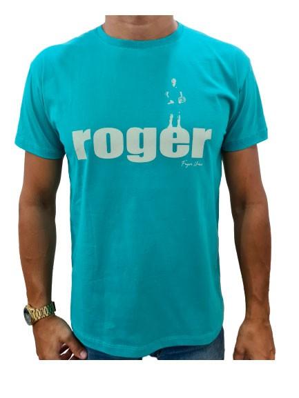 Camiseta Fugere Urbem Roger Federer