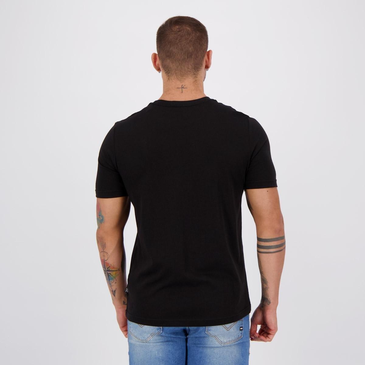 Camiseta Puma Essentials Small Logo
