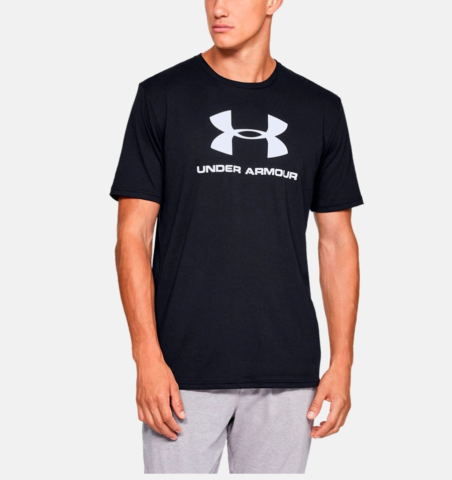 Camiseta Under Armour Logo ss