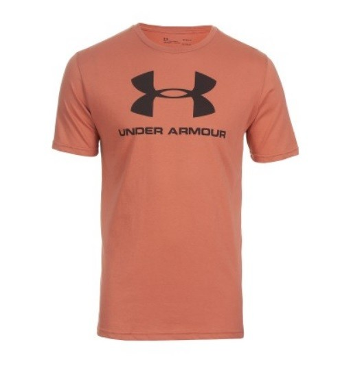 Camiseta Under Armour Logo ss
