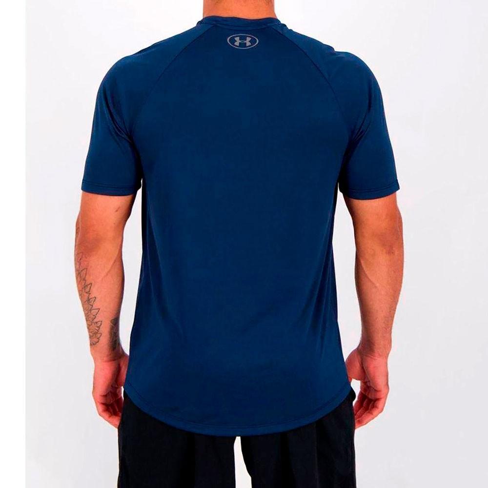 Camiseta Under ARmour tech 2.0