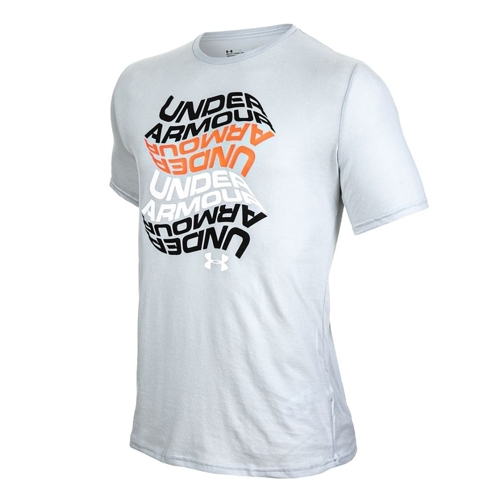 Camiseta Under Armour Wordmark Wave